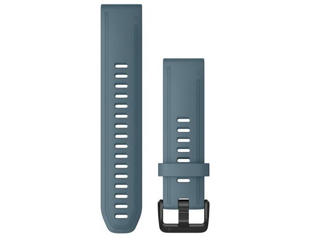 Garmin QuickFit Siliconen Horlogeband 20mm voor Fenix 6S, blue